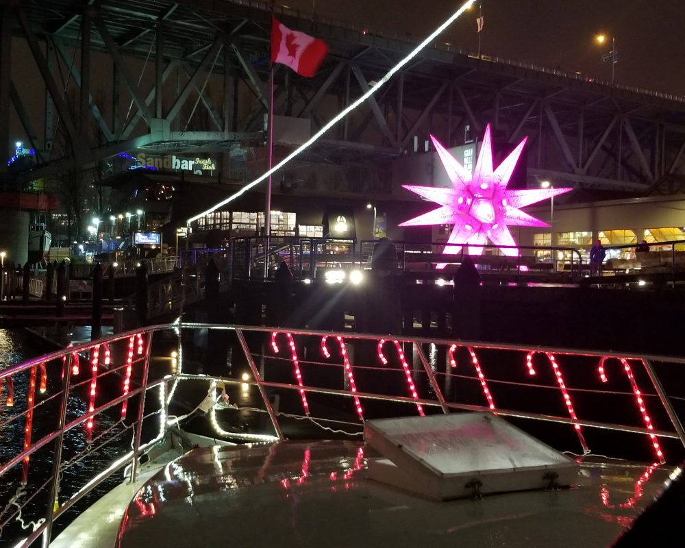 Vancouver Yacht Birthday Parties