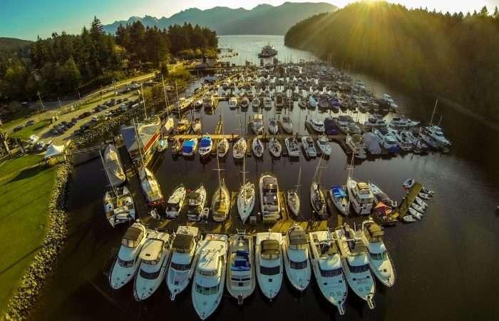 bowen-island vancouver yacht charters