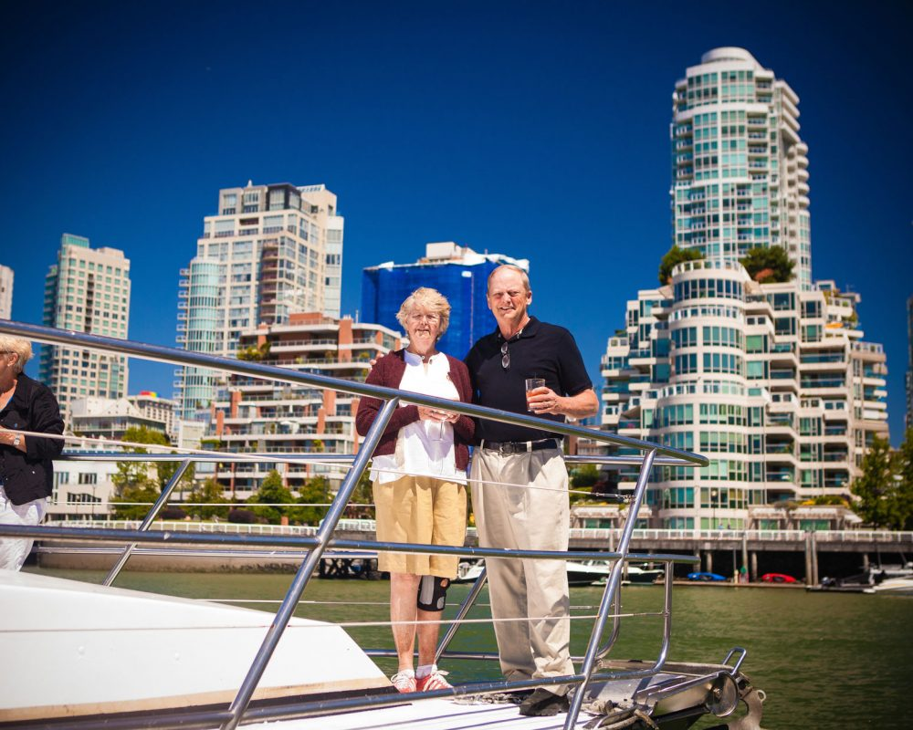 Corporate Yacht Tours Vancouver