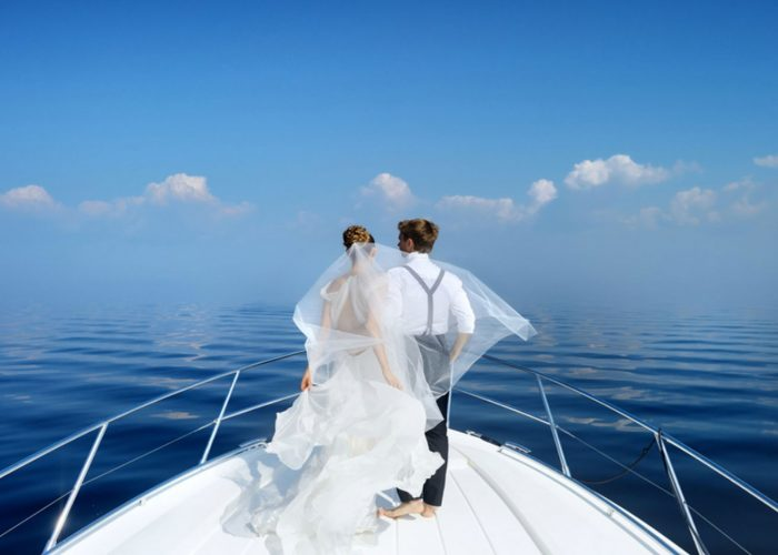 Vancouver Wedding Cruises