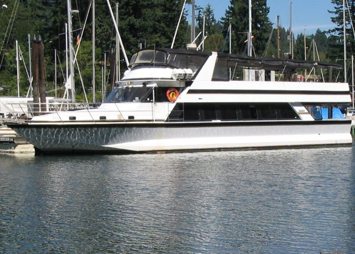 vancouver yacht charters