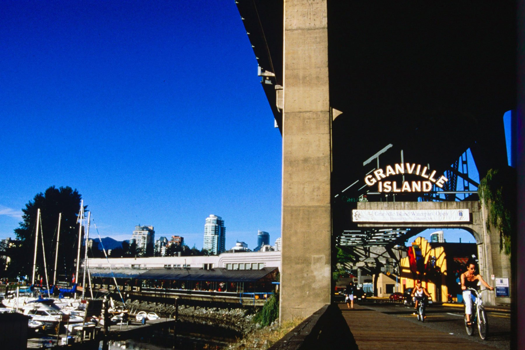 granville island vancouver yacht charters