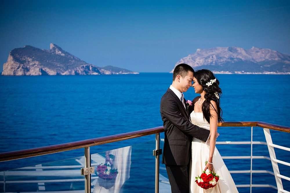 Wedding on A Cruise