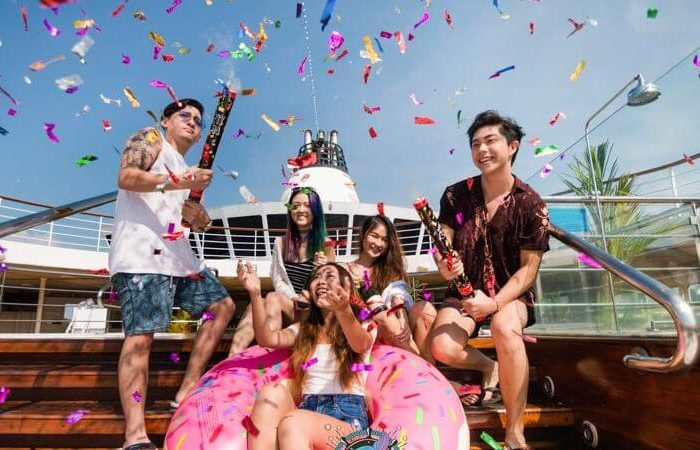 Birthday Party Cruises Vancouver Yacht Charters