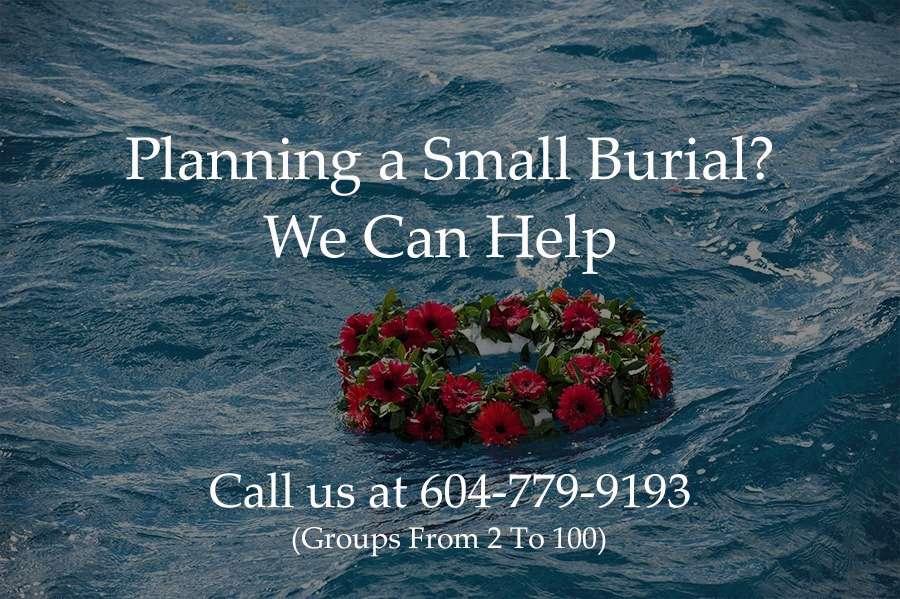 Burials At Sea Vancouver