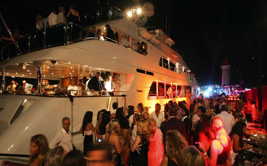 Corporate Party Dinner Cruise